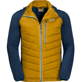 Jack Wolfskin Skyland Crossing Jacket Men golden yellow